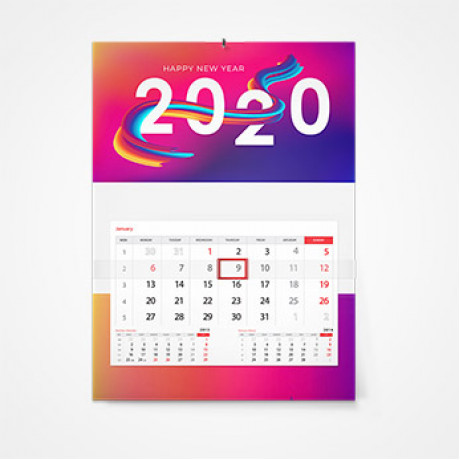Дизайн календарей в Томске